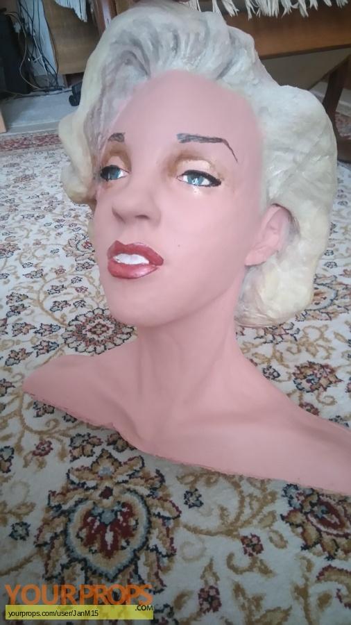 Gentlemen Prefer Blondes made from scratch model   miniature