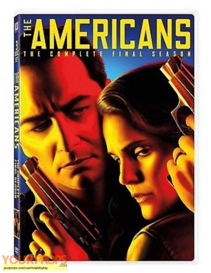 The Americans TV original movie costume