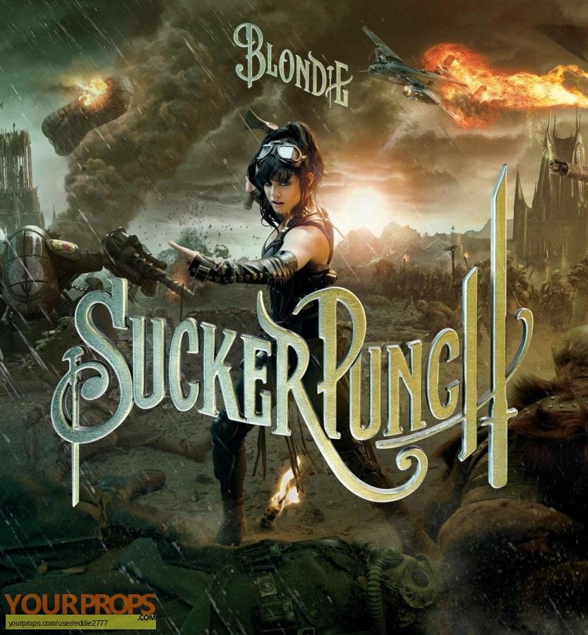Sucker Punch original movie prop