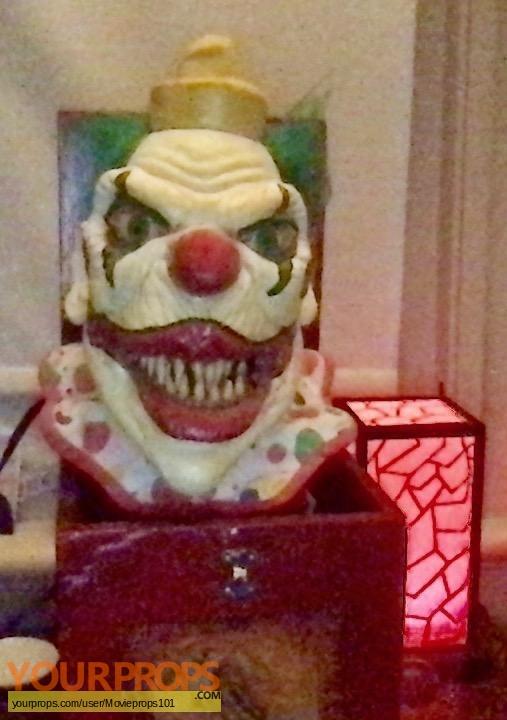 Demonic Toys original movie prop