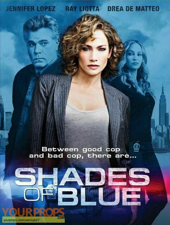 Shades of Blue original movie prop
