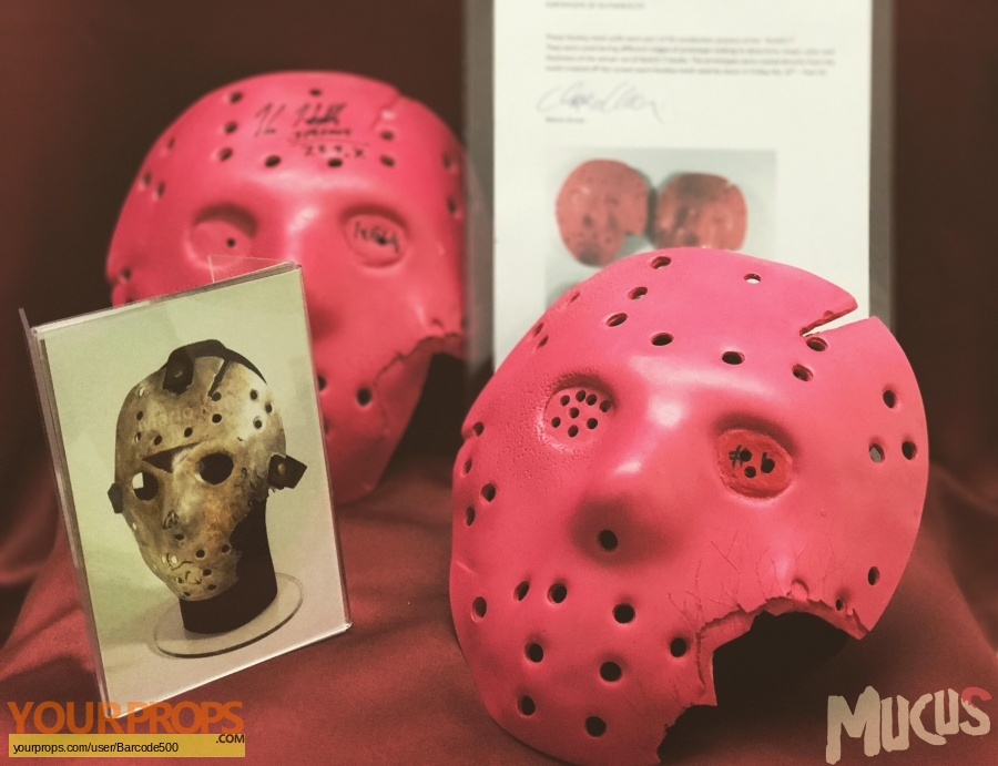Friday the 13th  Part 7  The New Blood Master Replicas movie prop