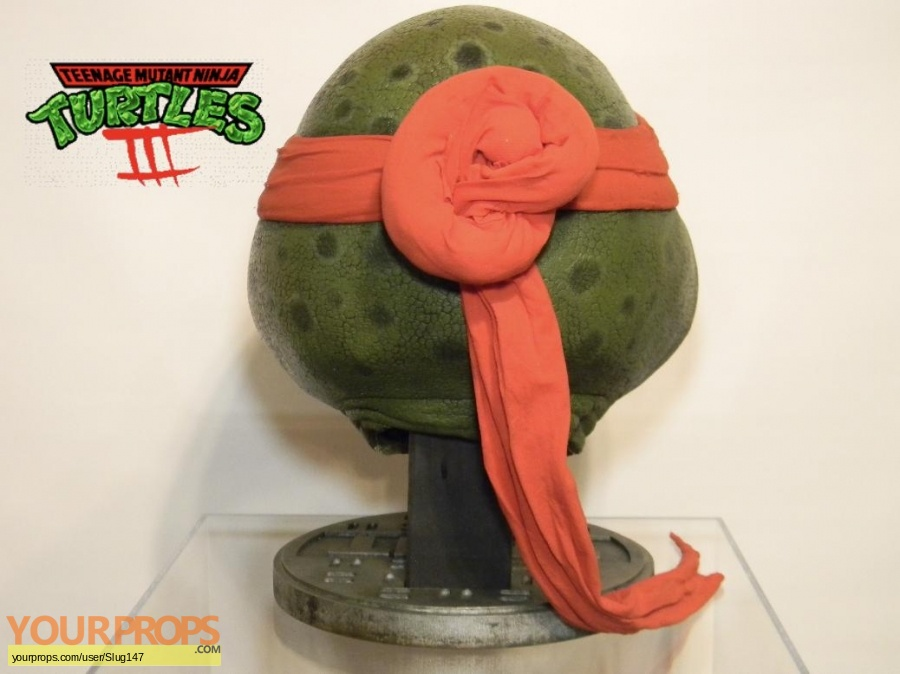 Teenage Mutant Ninja Turtles 3 original movie prop