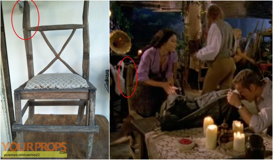 The Lost World (TV 1999-2002) original movie prop
