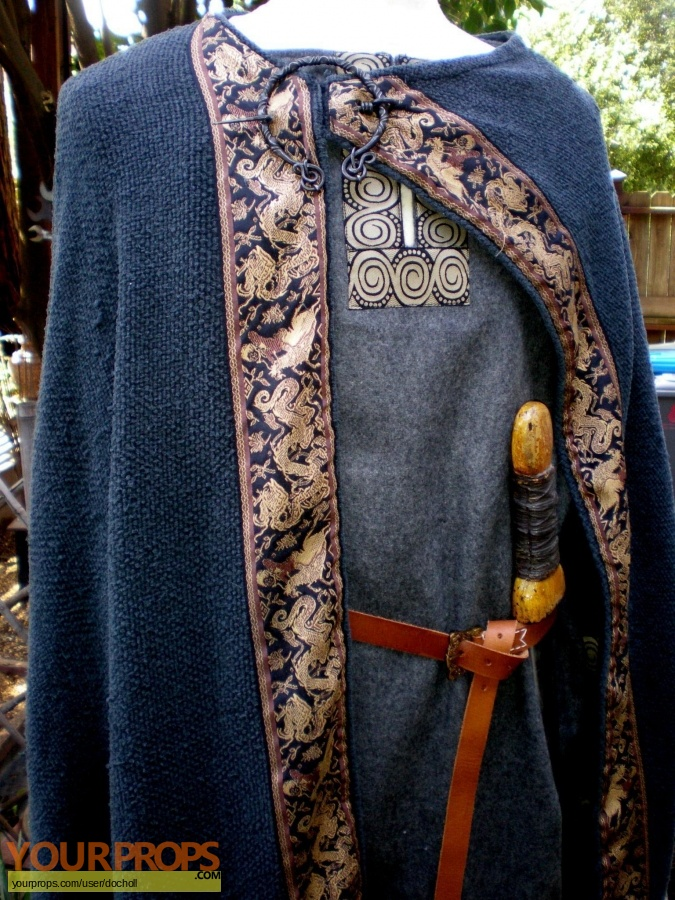 Camelot TV 2011 original movie costume