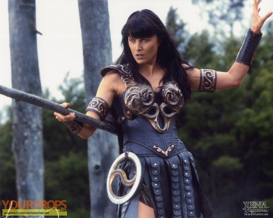 Xena  Warrior Princess Master Replicas movie prop