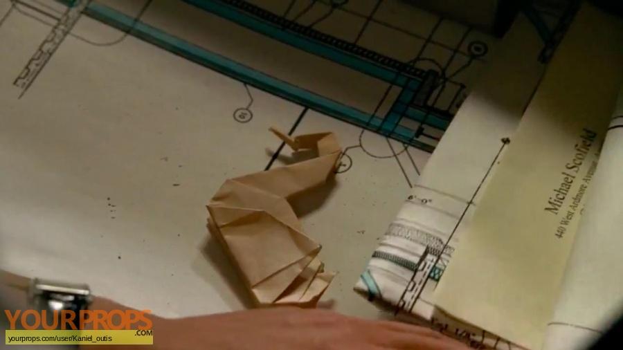 Prison Break replica movie prop