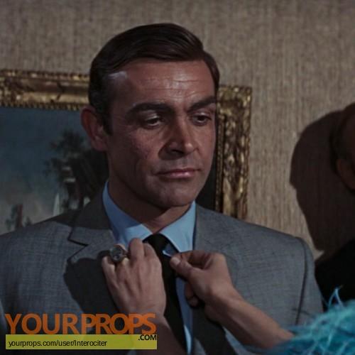 James Bond  Thunderball replica movie costume