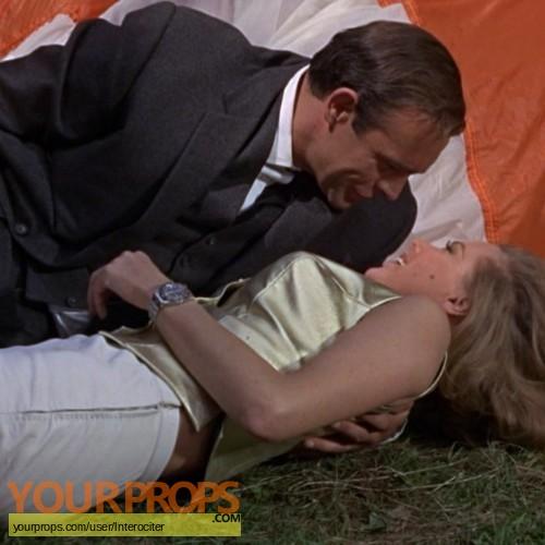 James Bond  Goldfinger replica movie costume