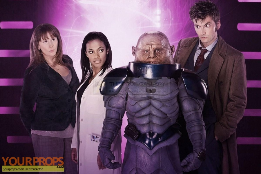 Doctor Who original movie prop
