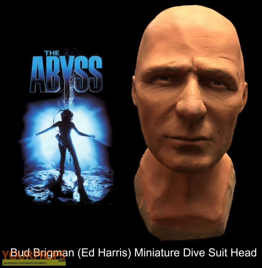 The Abyss original model   miniature