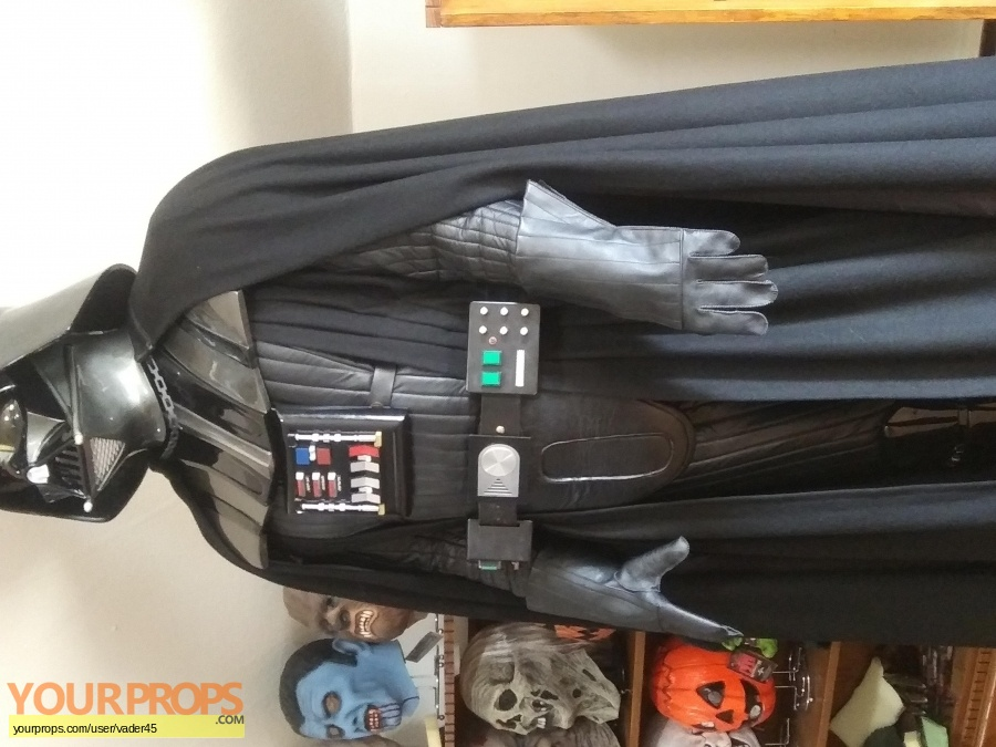 Star Wars  Return Of The Jedi made from scratch movie costume