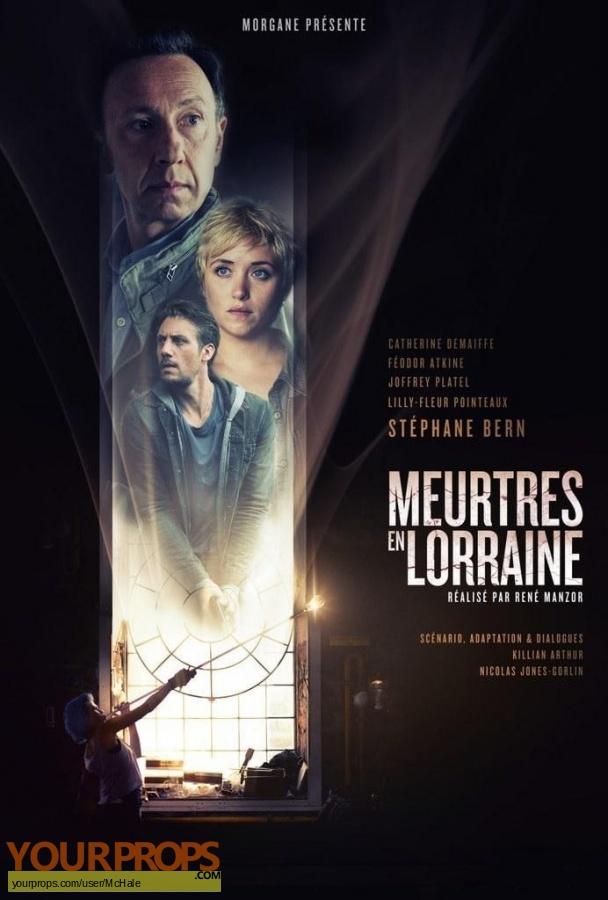 Meurtres en Lorraine original movie prop