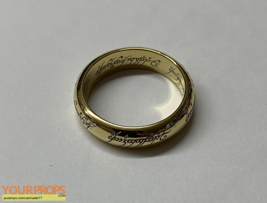 Lord of The Rings  The Fellowship of the Ring The Noble Collection movie prop