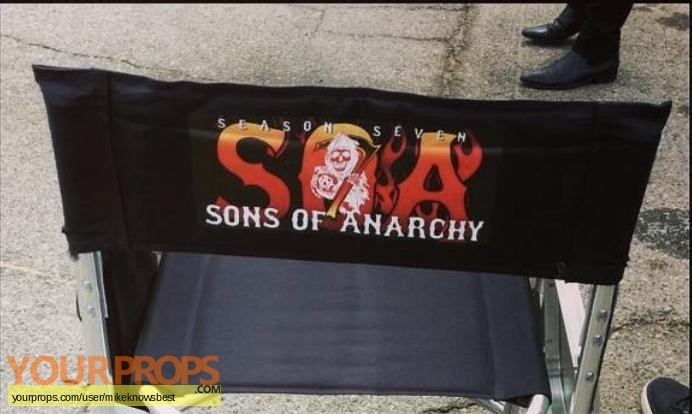 Sons of Anarchy original production material