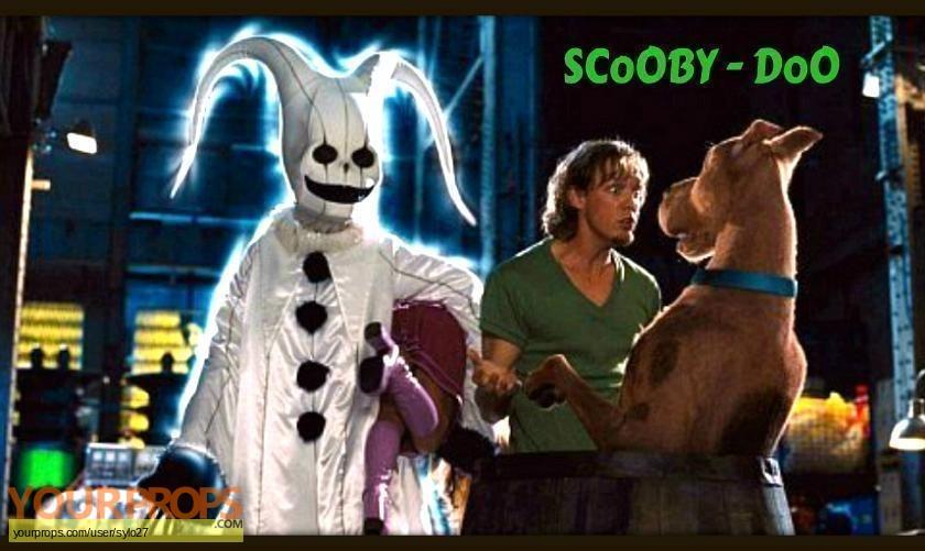 Scooby-Doo original set dressing   pieces