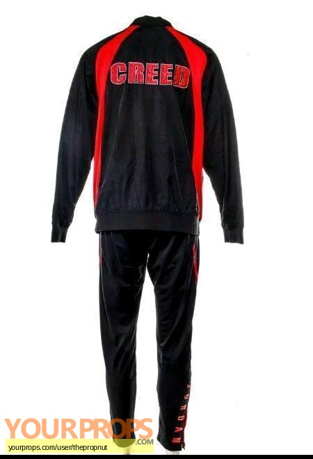 Creed 2 original movie costume