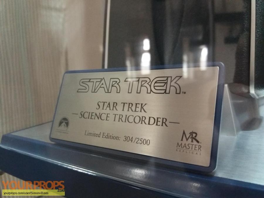 Star Trek The Original Series Master Replicas movie prop