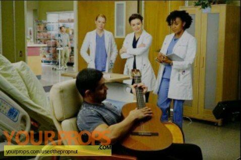 Greys Anatomy original movie costume