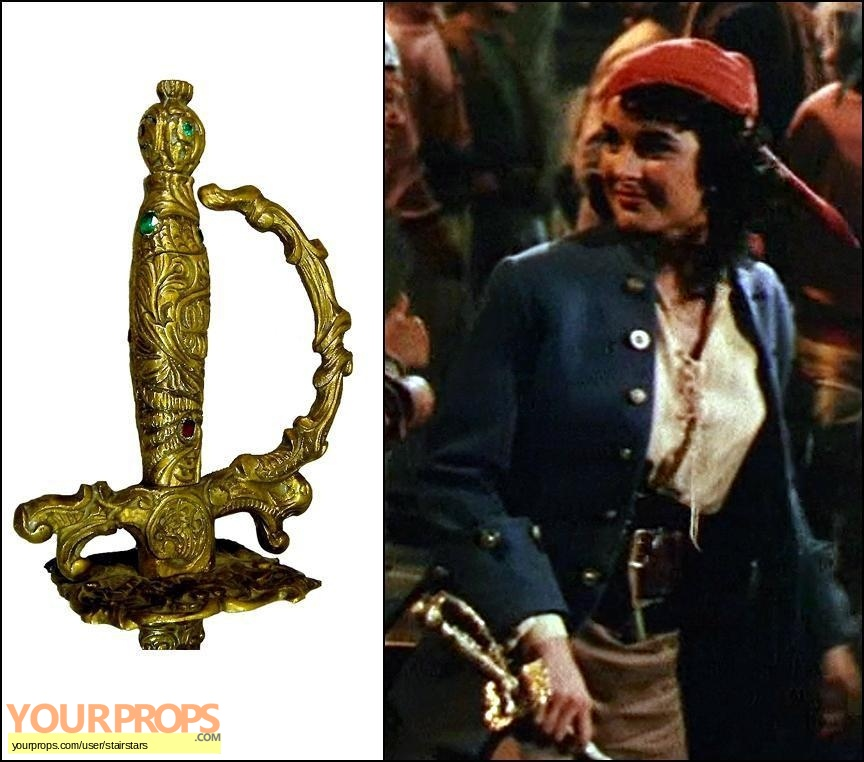 Anne Of The Indies original movie prop weapon