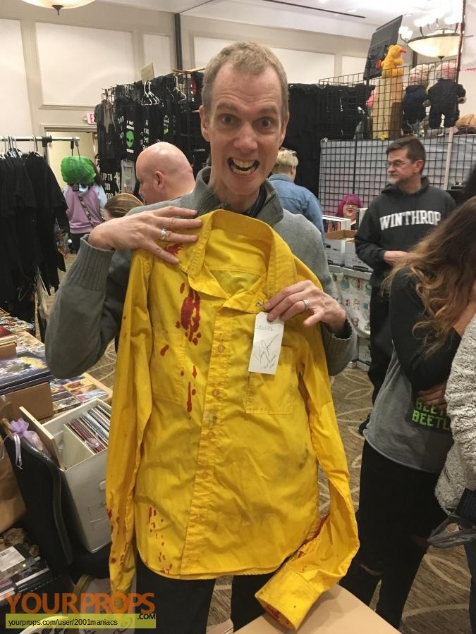 Legion original movie costume
