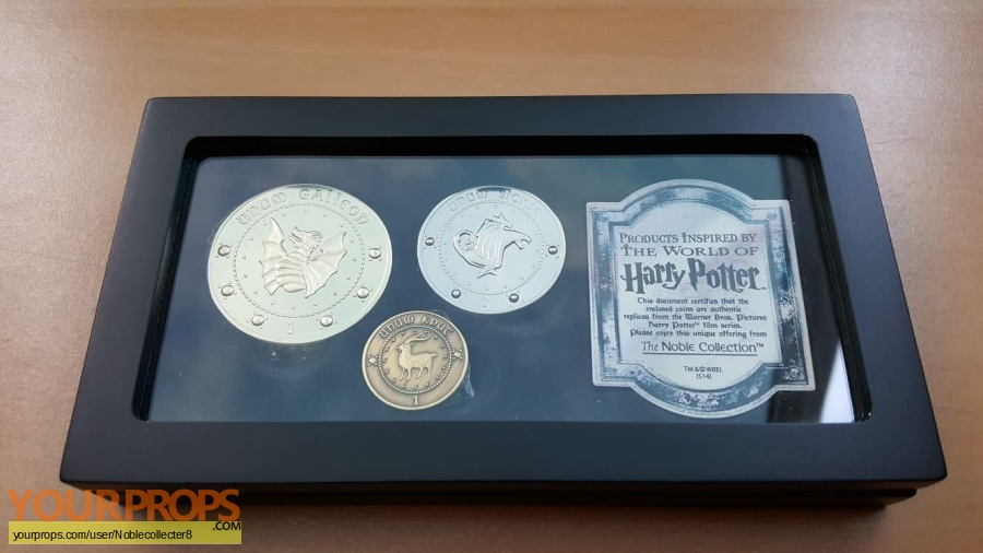 Harry Potter and the Sorcerers Stone The Noble Collection movie prop