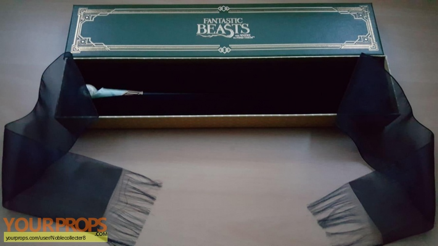 Fantastic Beasts The Noble Collection movie prop