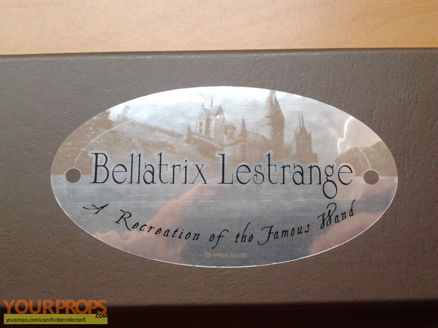 Harry Potter and the Deathly Hallows  Part 2 The Noble Collection movie prop