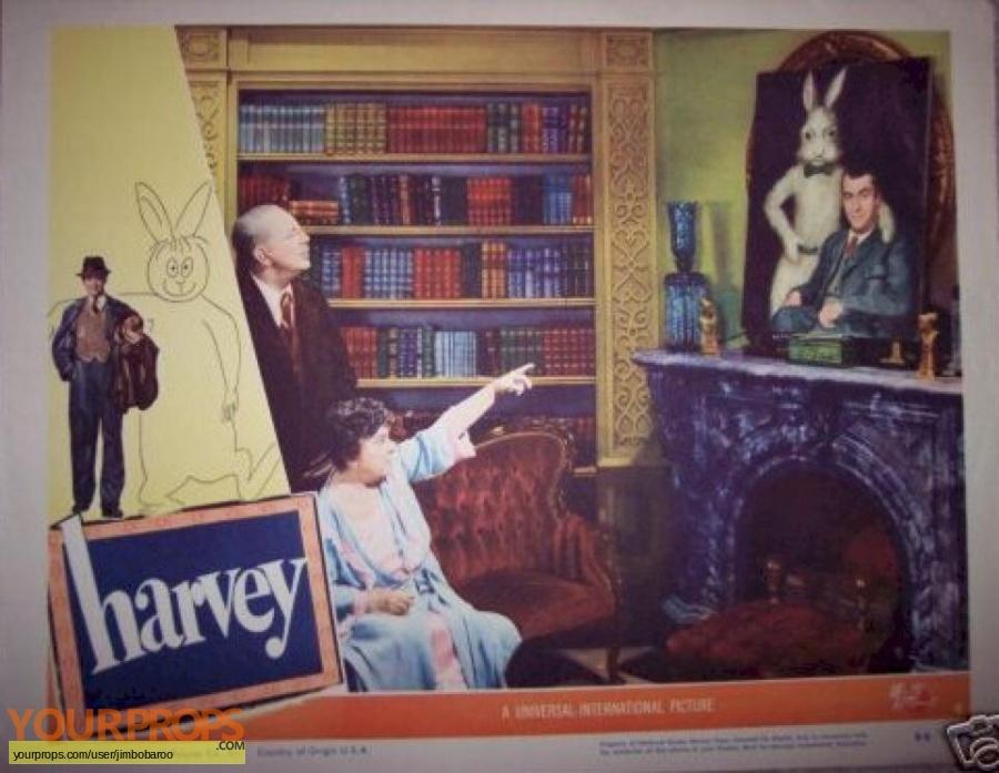 Harvey replica movie prop