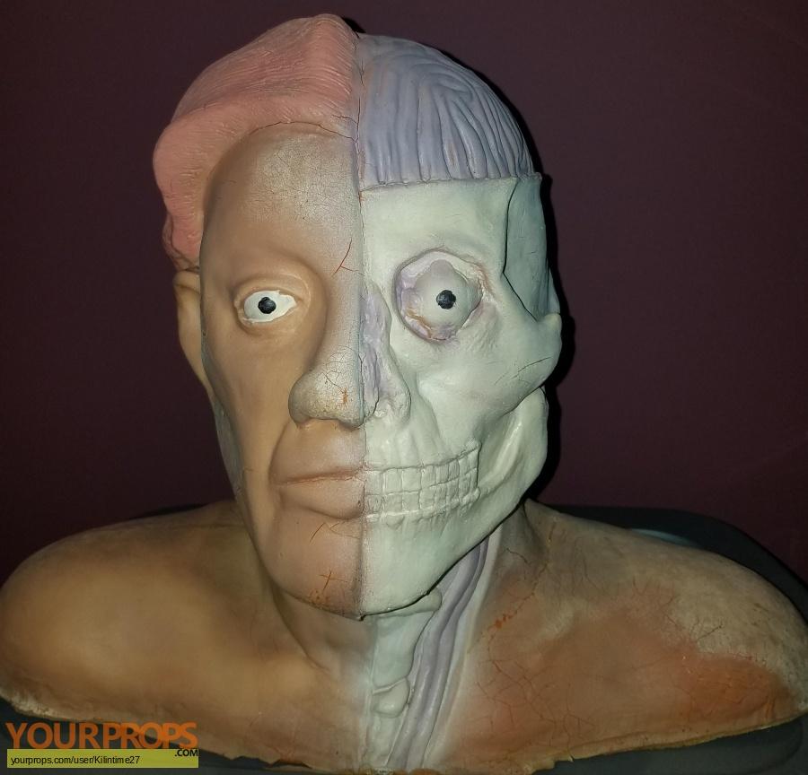 Re-Animator replica make-up   prosthetics