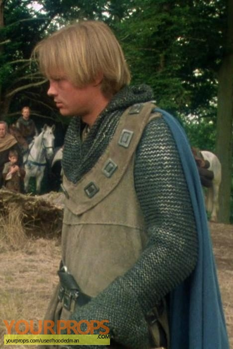 Robin of Sherwood replica movie costume