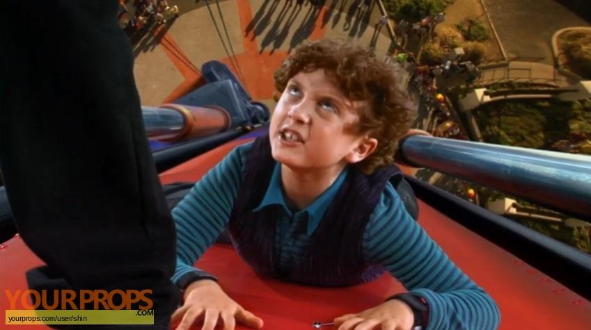 Spy Kids 2  Island of Lost Dreams original movie costume
