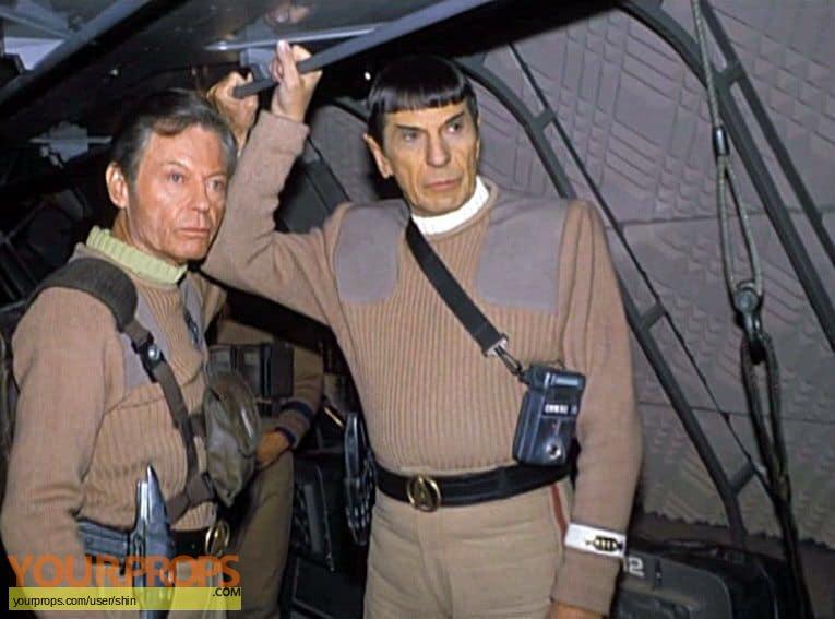 Star Trek V  The Final Frontier replica movie prop