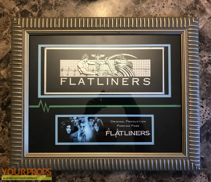 Flatliners original production material