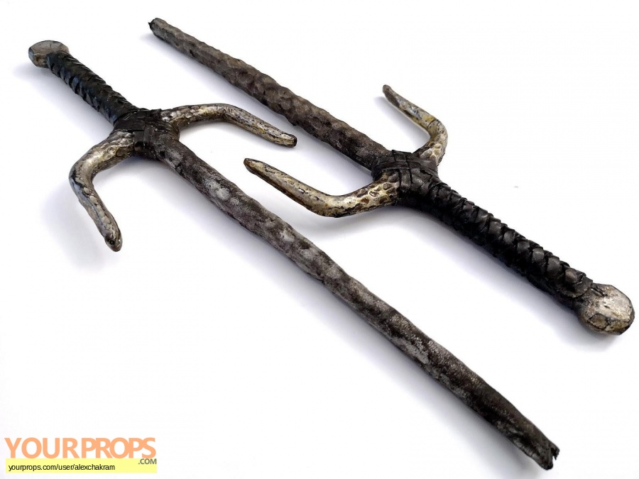 Xena  Warrior Princess original movie prop