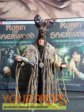 Robin of Sherwood replica model   miniature