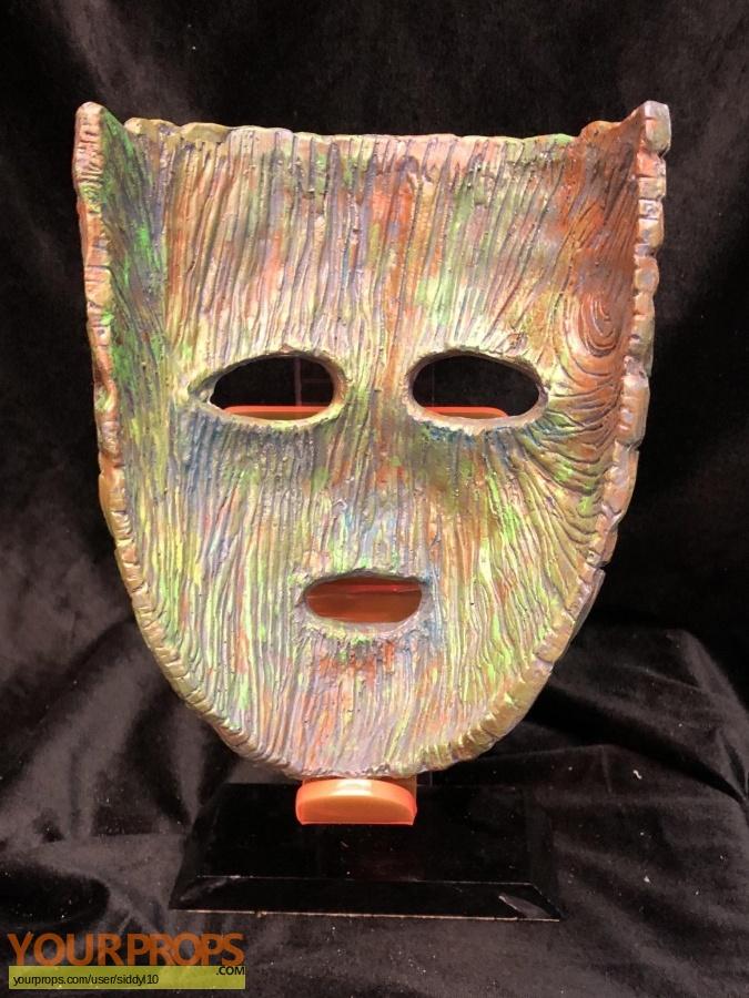 Revenge of the Mask original movie prop