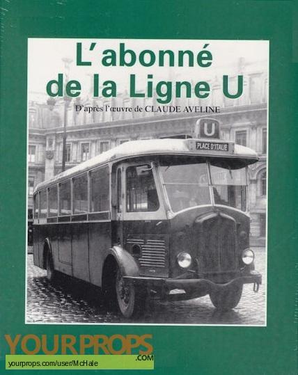 LAbonne de la Ligne U replica movie prop
