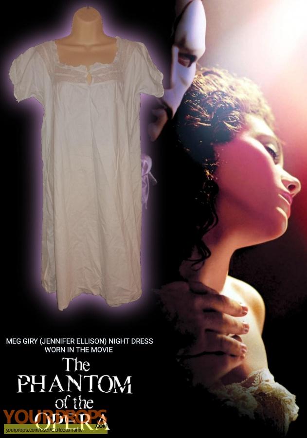 The Phantom of the Opera original movie costume