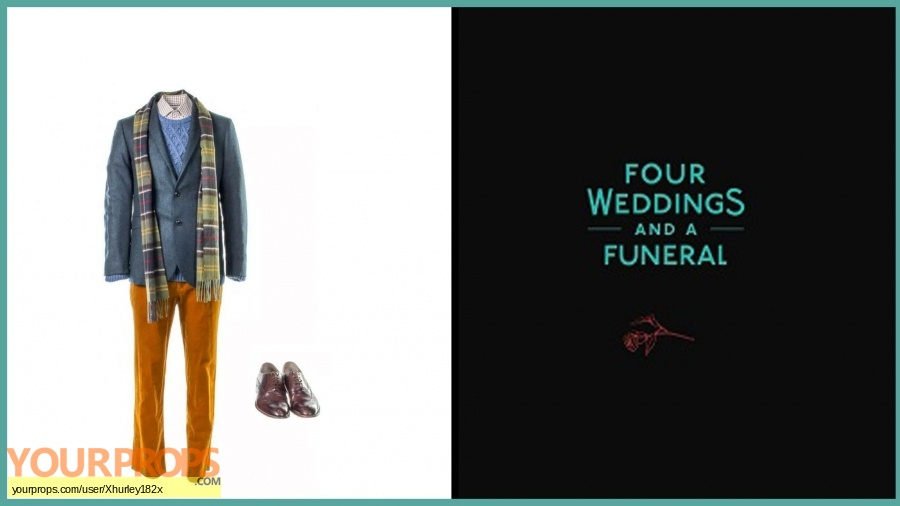Four Weddings and a Funeral original movie costume