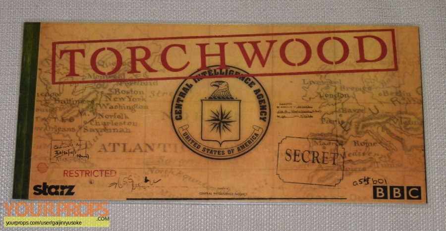 Torchwood original production material
