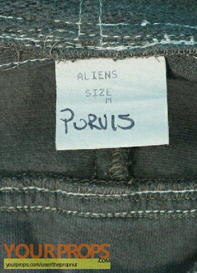 Alien  Resurrection original movie costume
