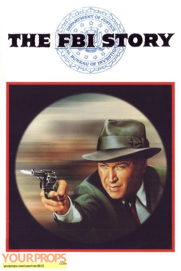 The FBI Story replica movie prop