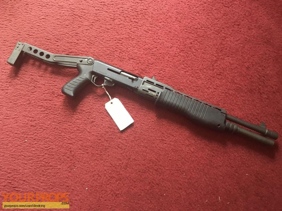 Jurassic Park original movie prop weapon