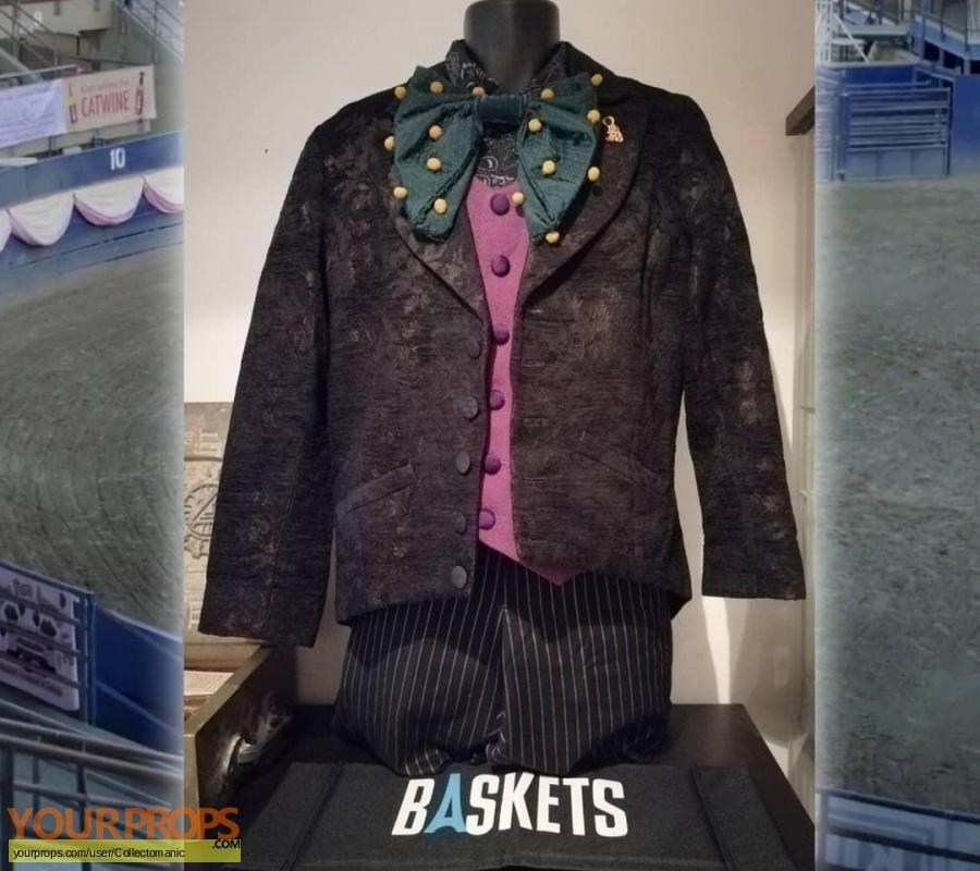 Baskets original movie costume