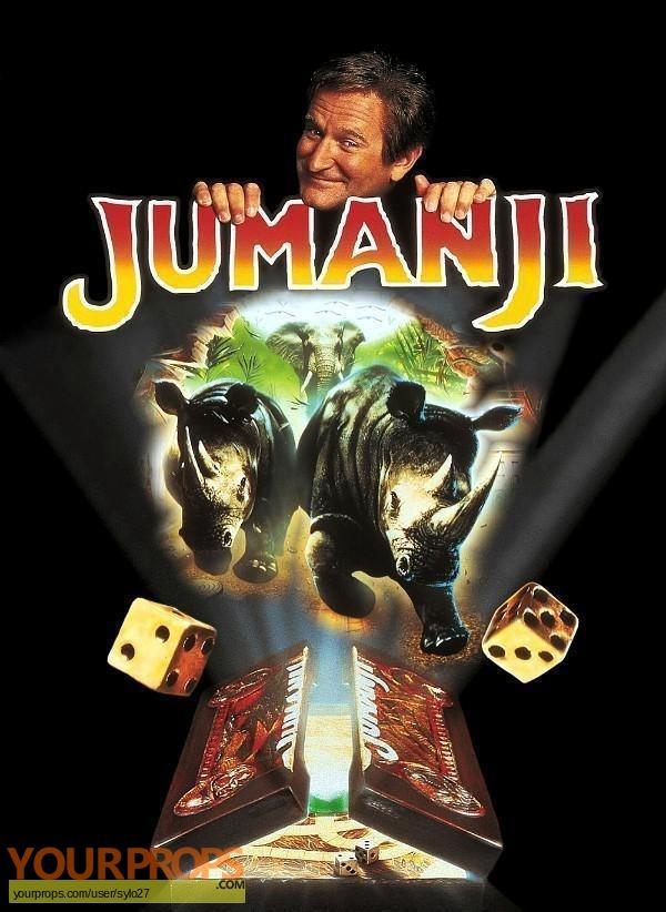 Jumanji original set dressing   pieces