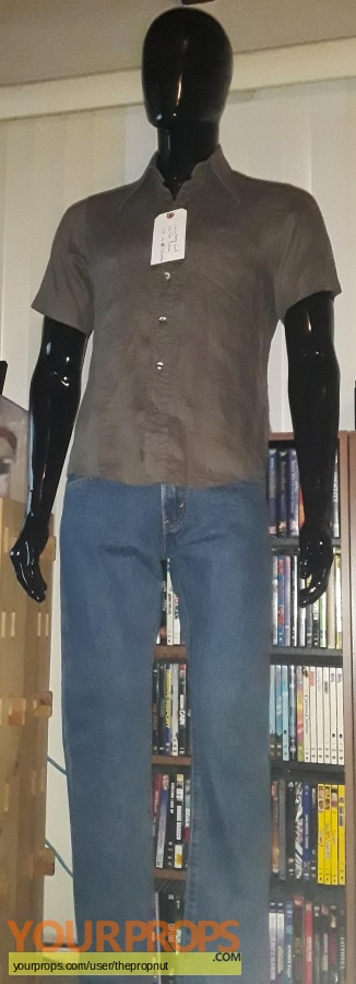 American Made original movie costume