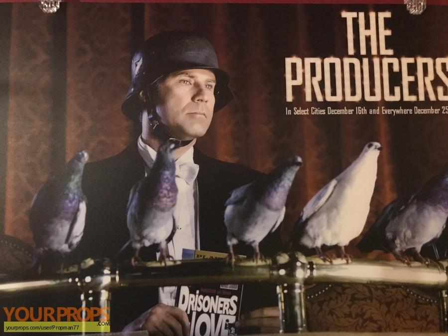 The Producers original movie prop