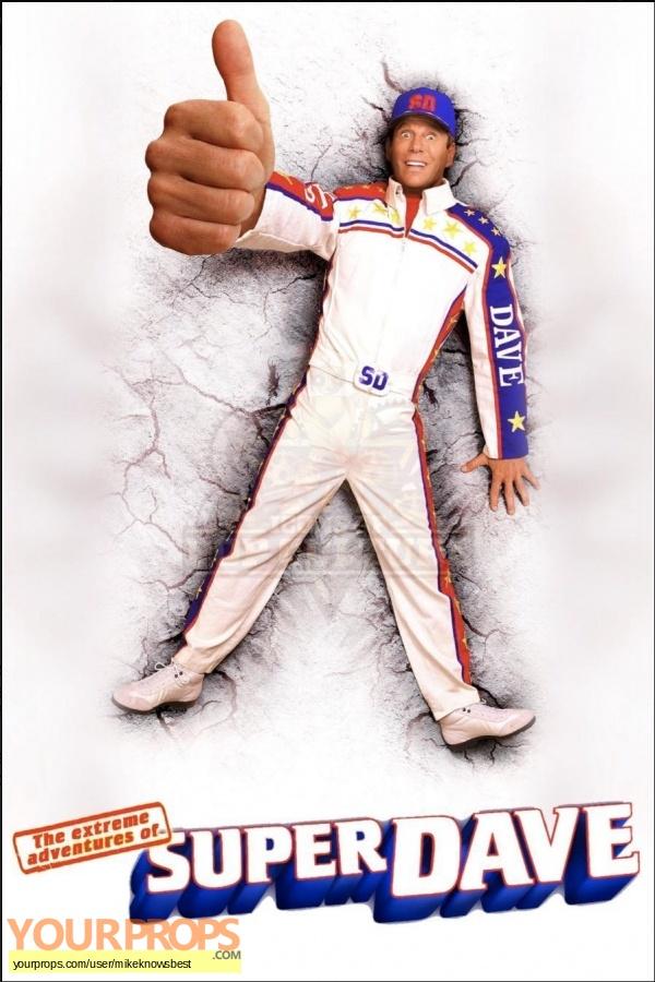 The Extreme Adventures of Super Dave original movie costume
