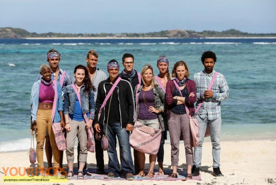Survivor Ghost Island original movie prop